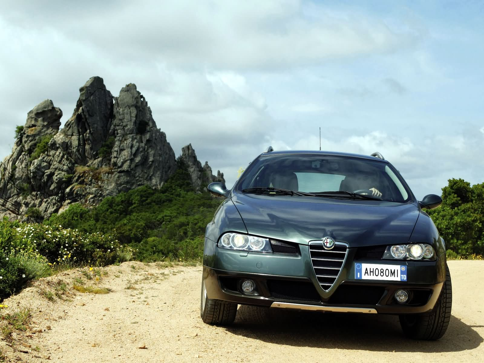 Alfa Romeo 156 Crosswagon photo 10466