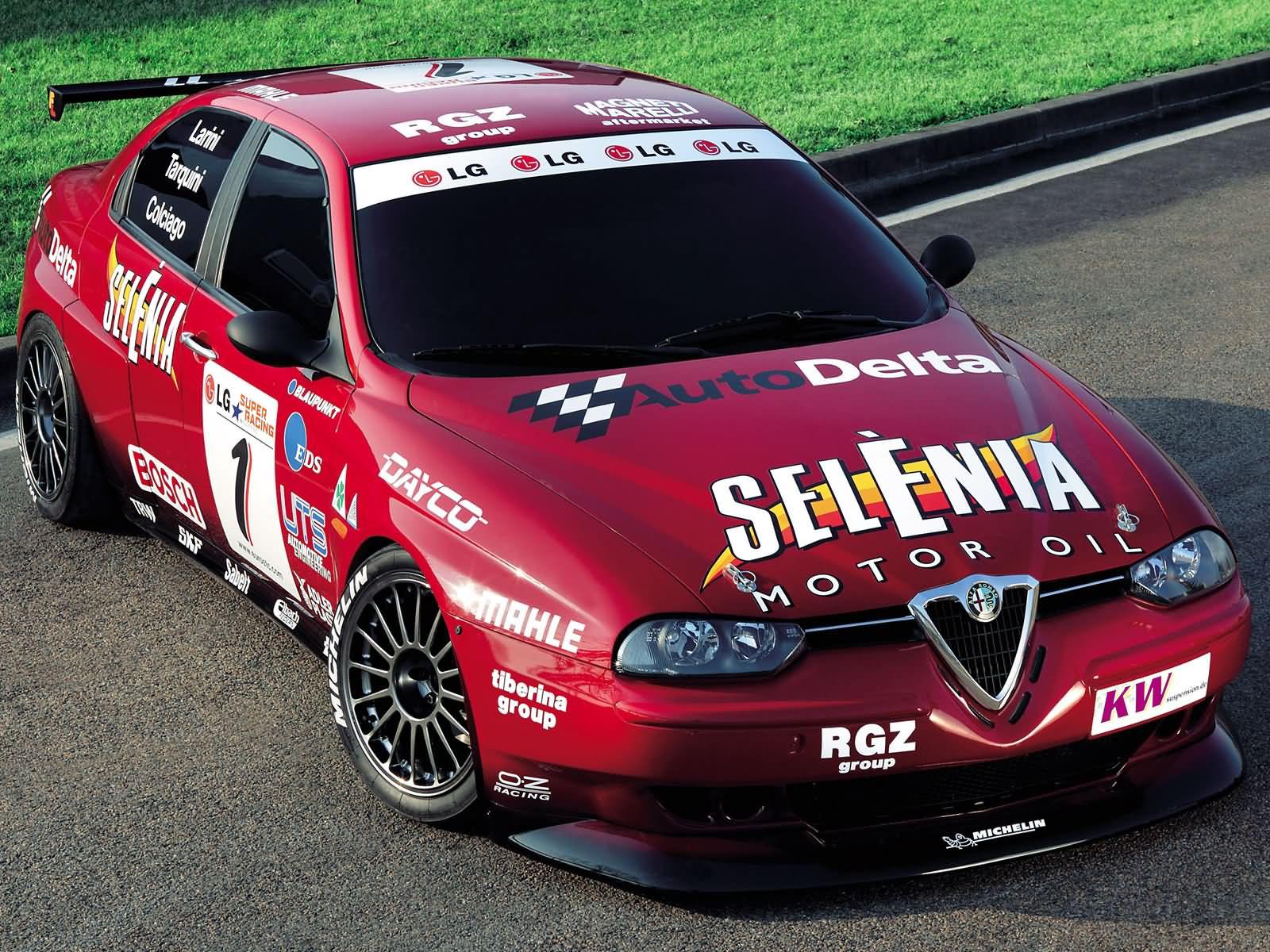 Alfa Romeo 156 Gta Autodelta Picture 11546 Alfa Romeo