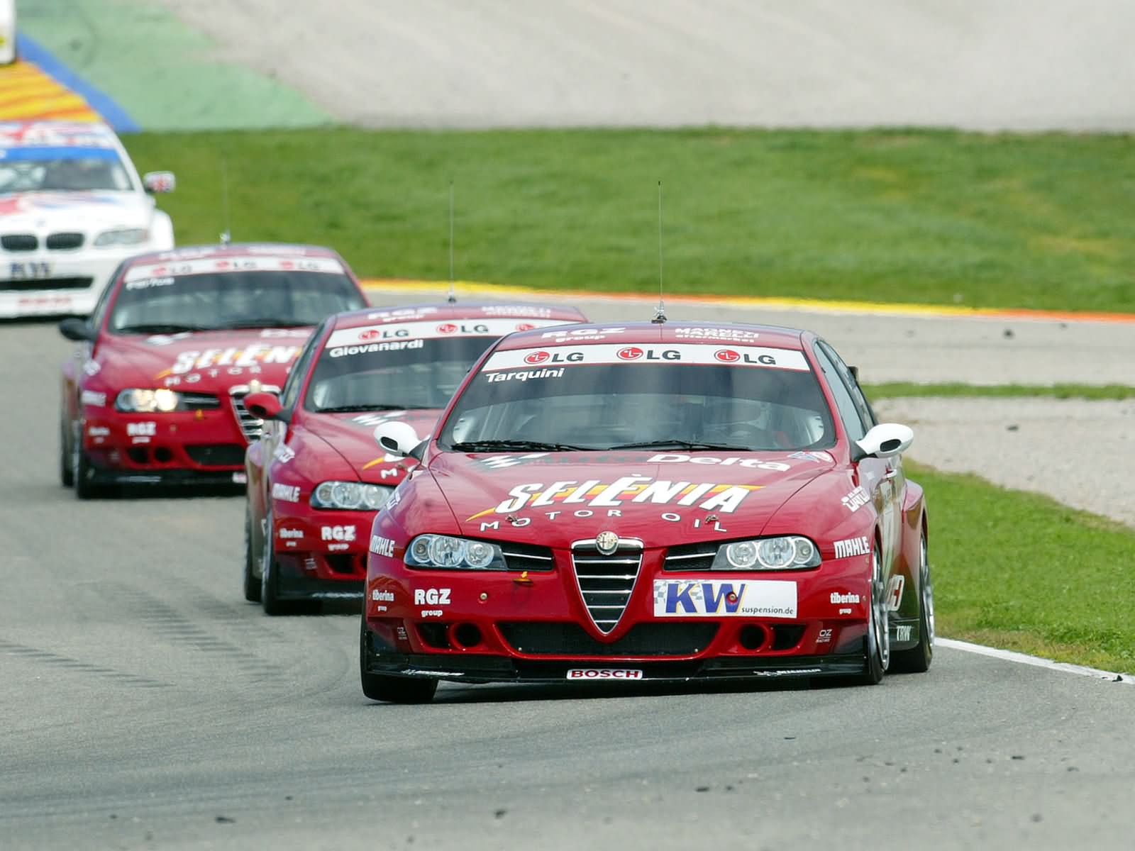 Alfa Romeo 156 GTA Autodelta photo 11553