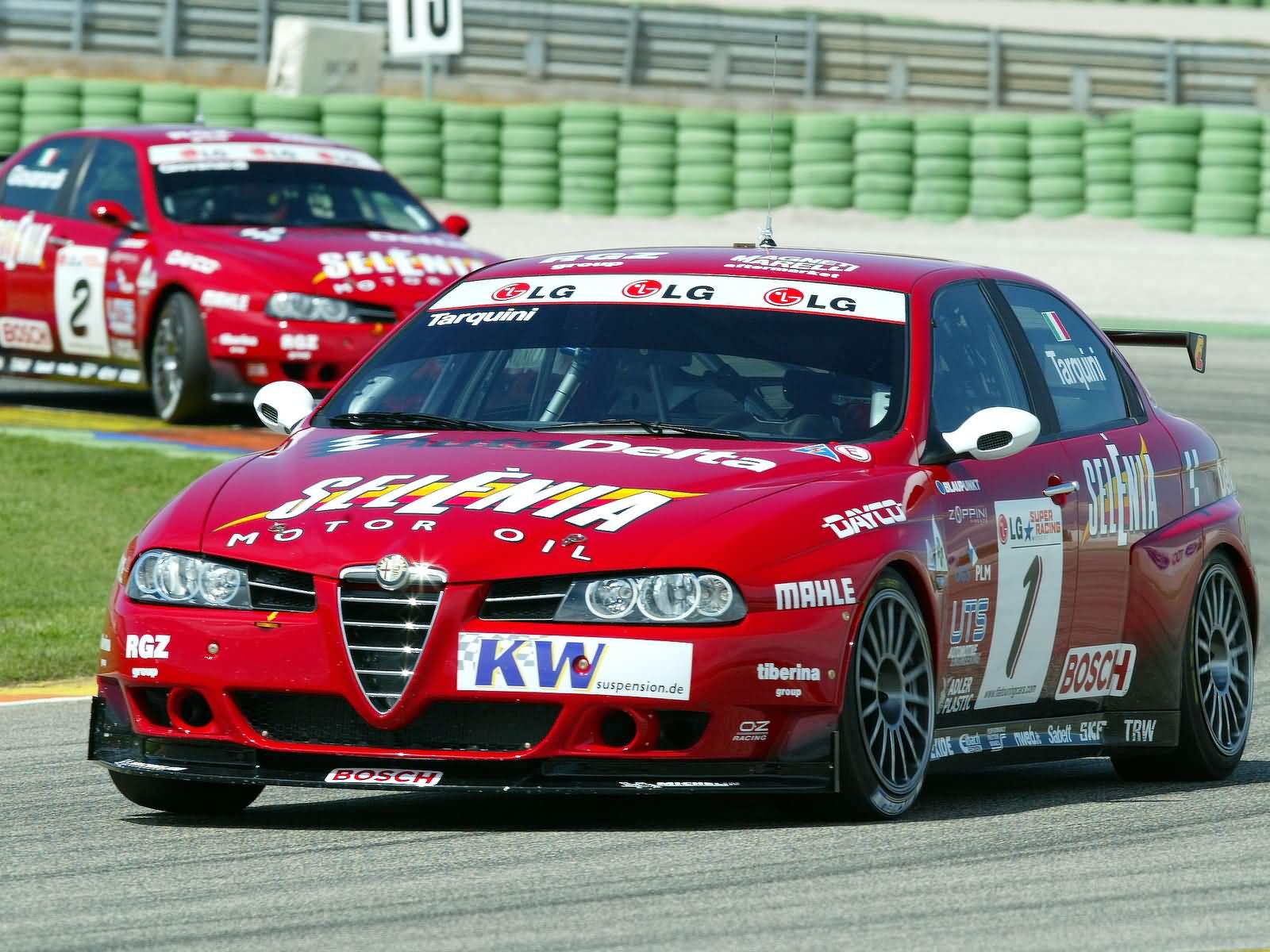 Alfa Romeo 156 Gta Autodelta Picture 11555 Alfa Romeo