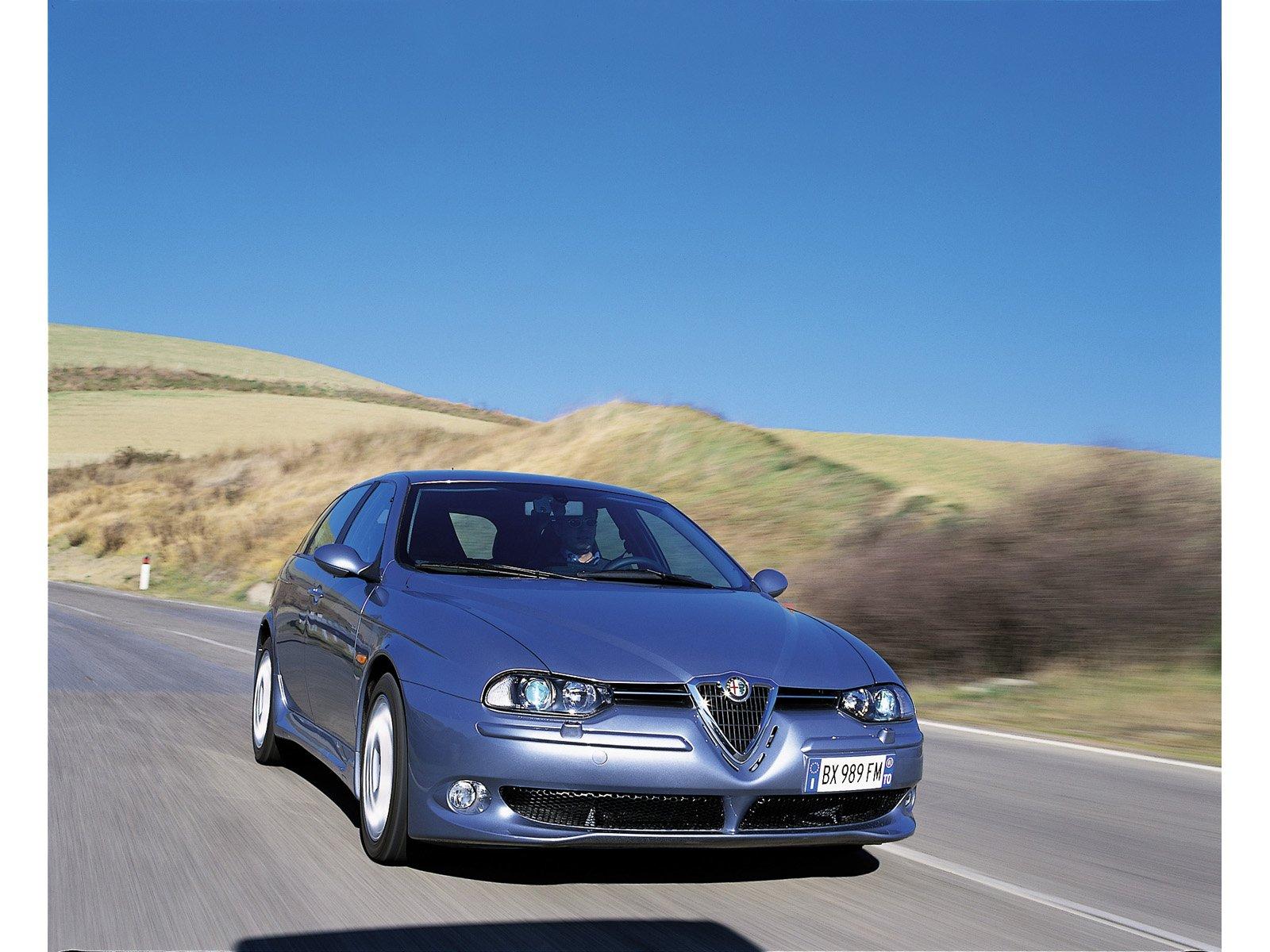 Alfa Romeo 156 Gta Picture 9168 Alfa Romeo Photo Gallery