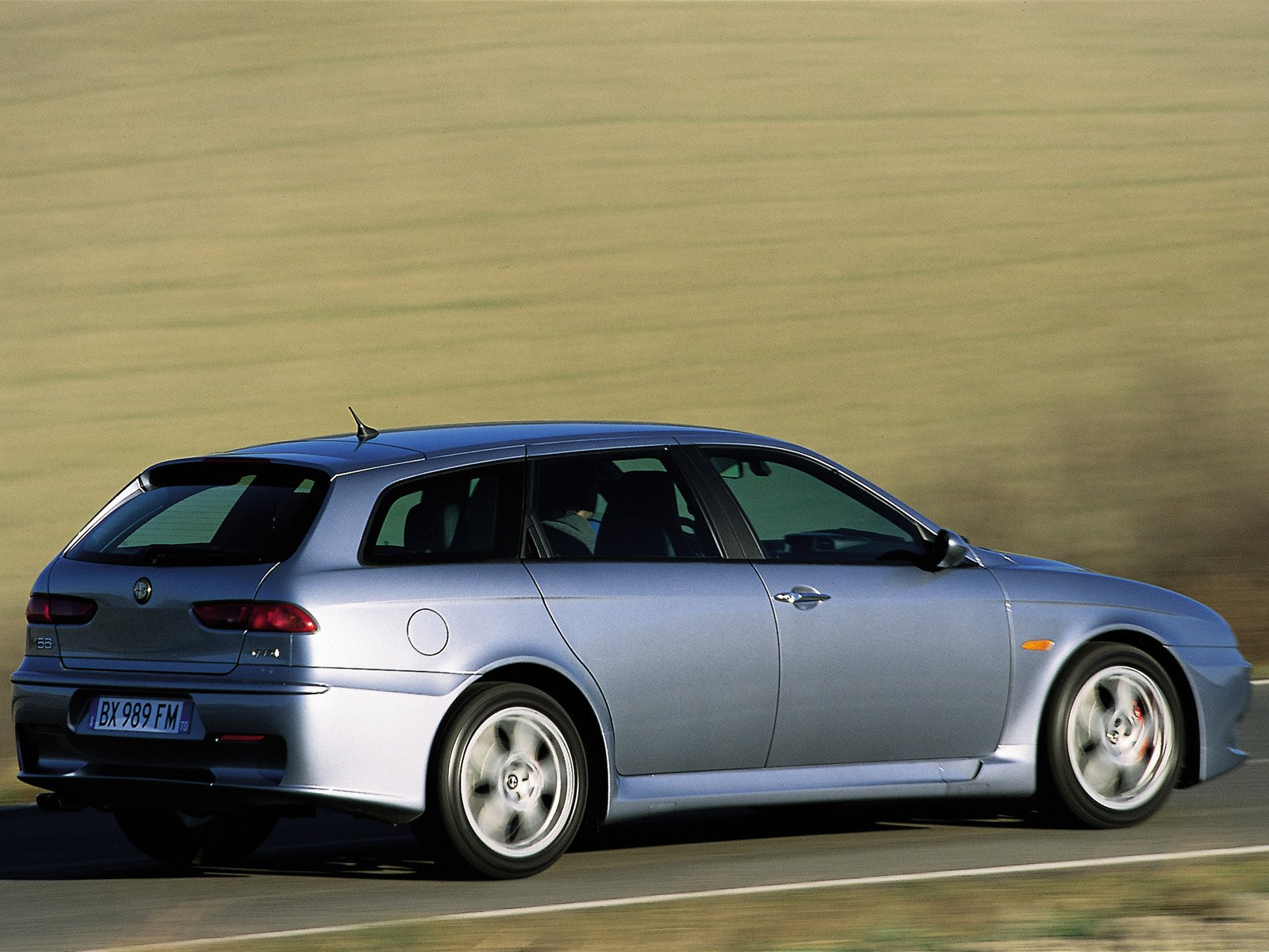 Alfa Romeo 156 GTA photo 9169