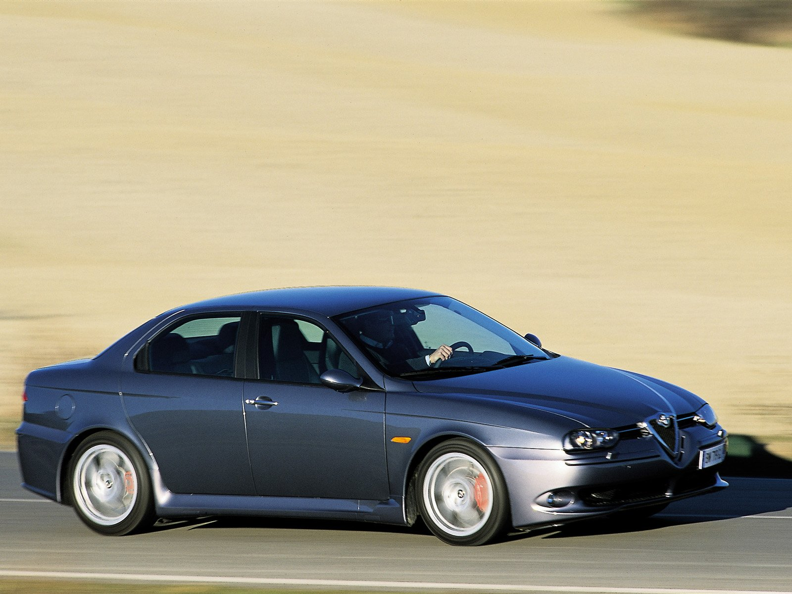 Alfa Romeo 156 GTA photo 9183