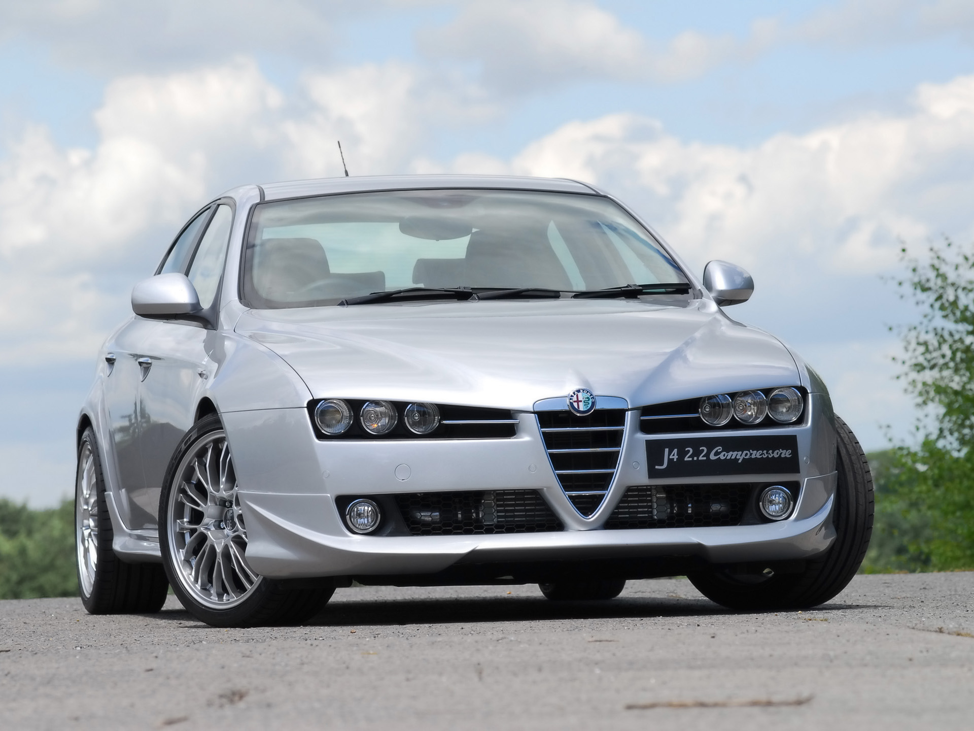 Alfa Romeo 159 photo 57242