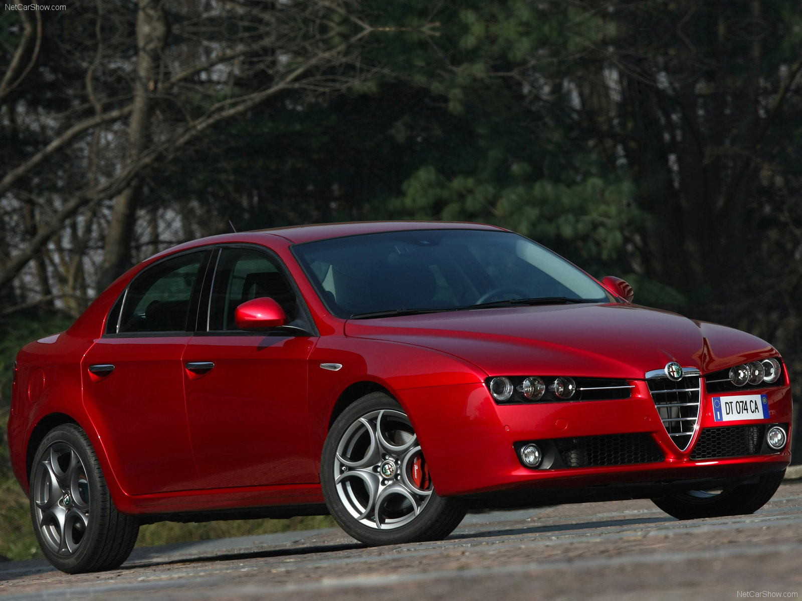 Alfa Romeo 159 photo 62968