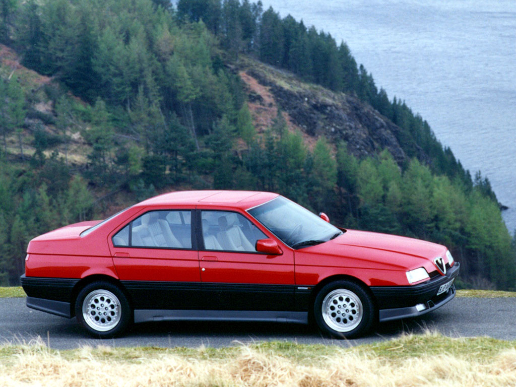 Alfa Romeo 164 photo 45