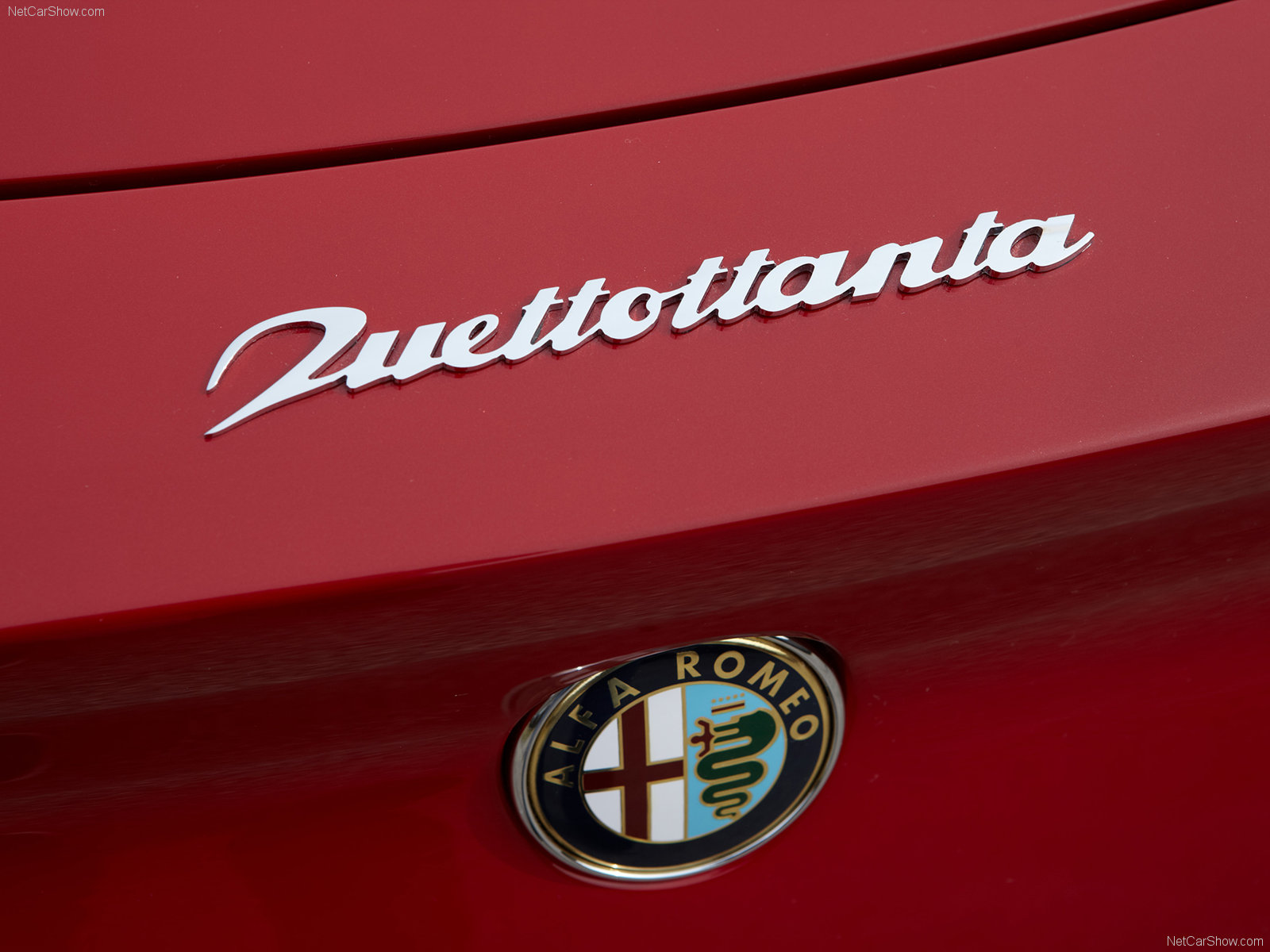 Alfa Romeo 2uettottanta photo 72385