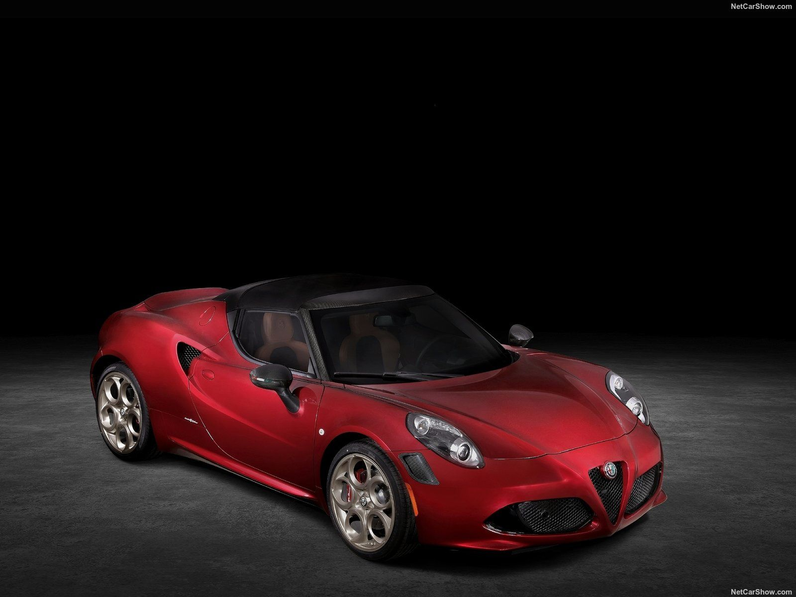 Alfa Romeo 4C Spider photo 198644