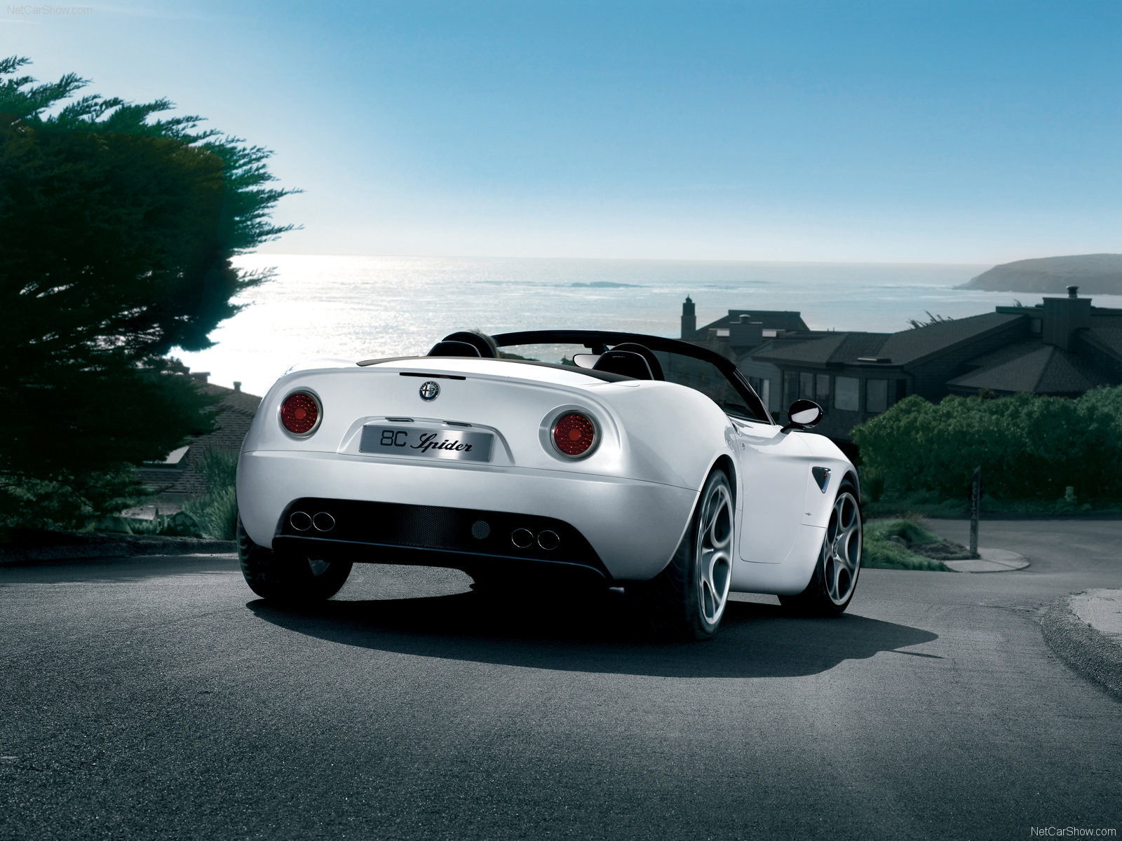 Alfa Romeo 8C Spider photo 54007
