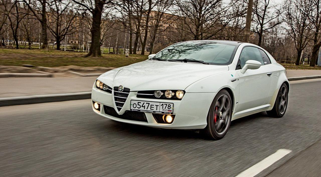 Alfa Romeo Brera photo 154215