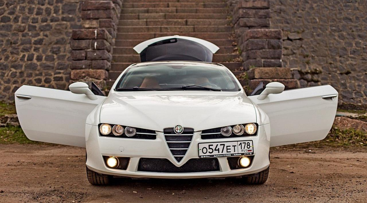 Alfa Romeo Brera photo 154360