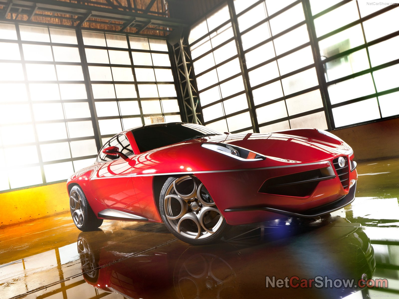 Alfa Romeo Disco Volante Touring Concept photo 90065