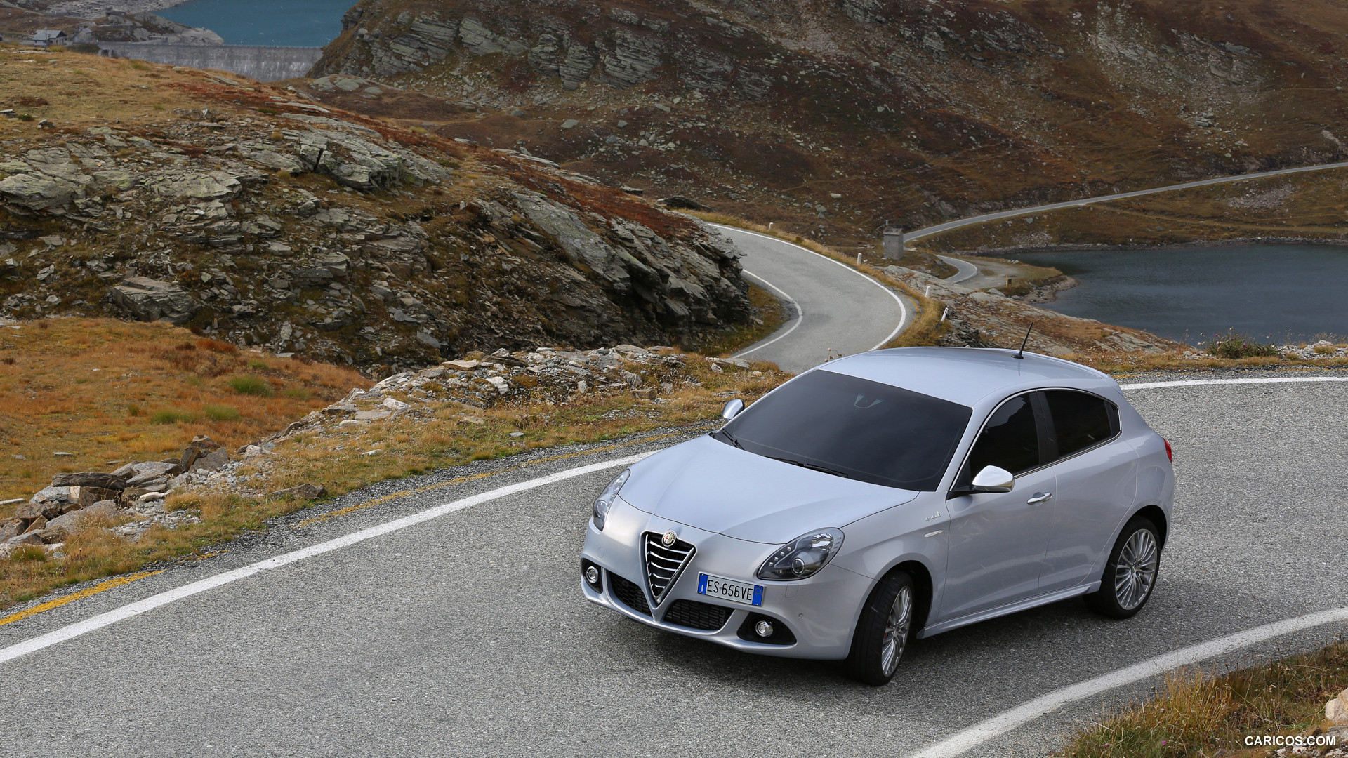 Alfa Romeo Giulietta photo 109536