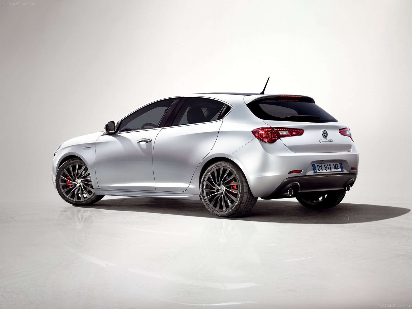 Alfa Romeo Giulietta photo 72156