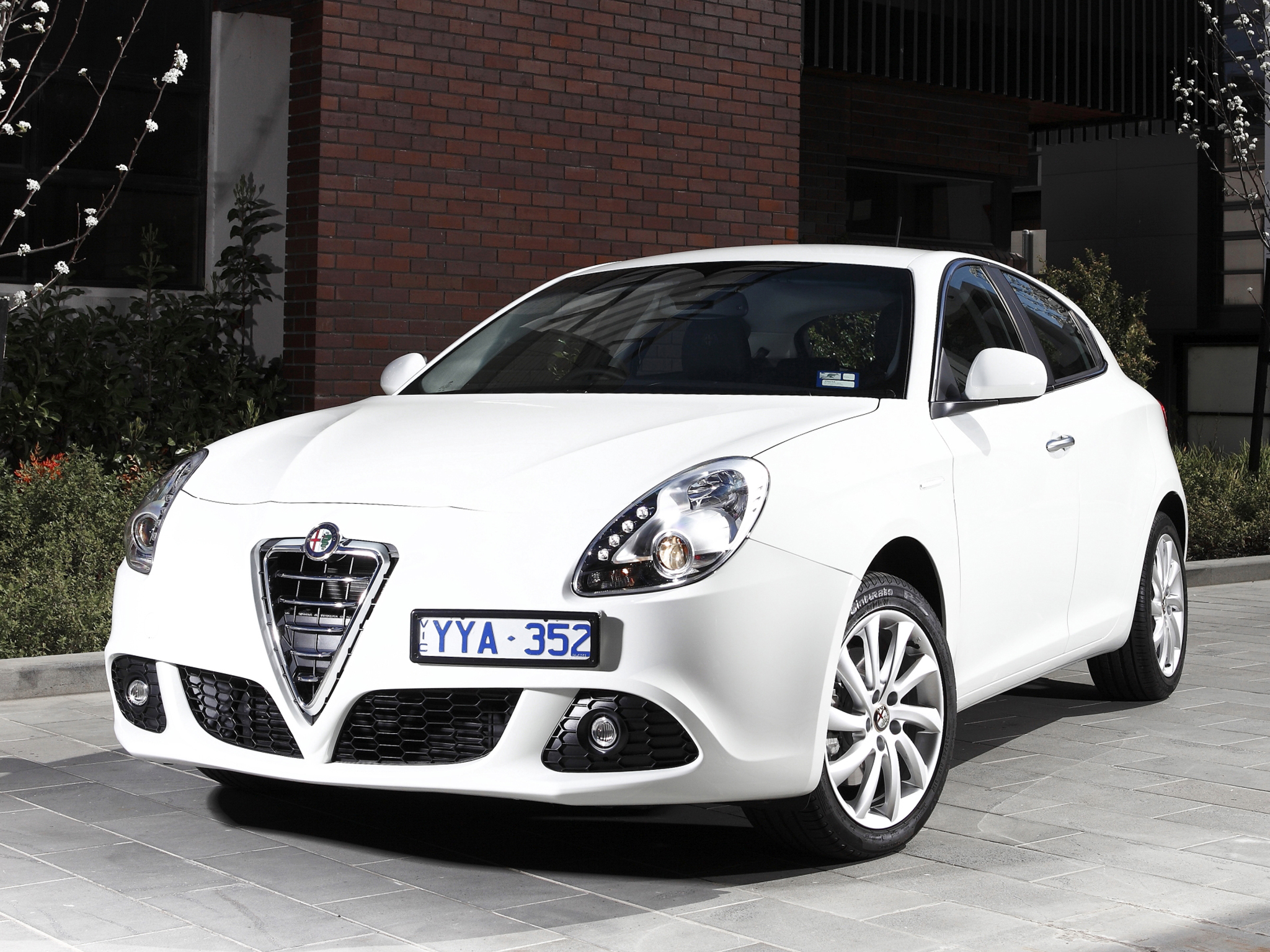 Alfa Romeo Giulietta photo 96850