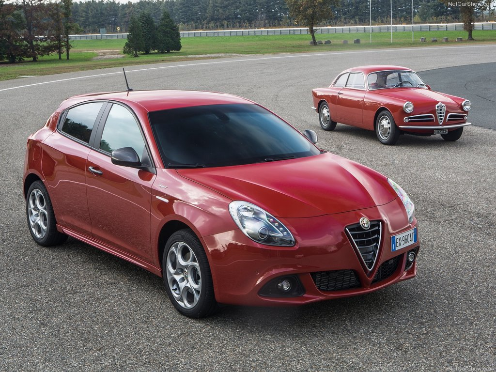 Alfa Romeo Giulietta Sprint photo 131562
