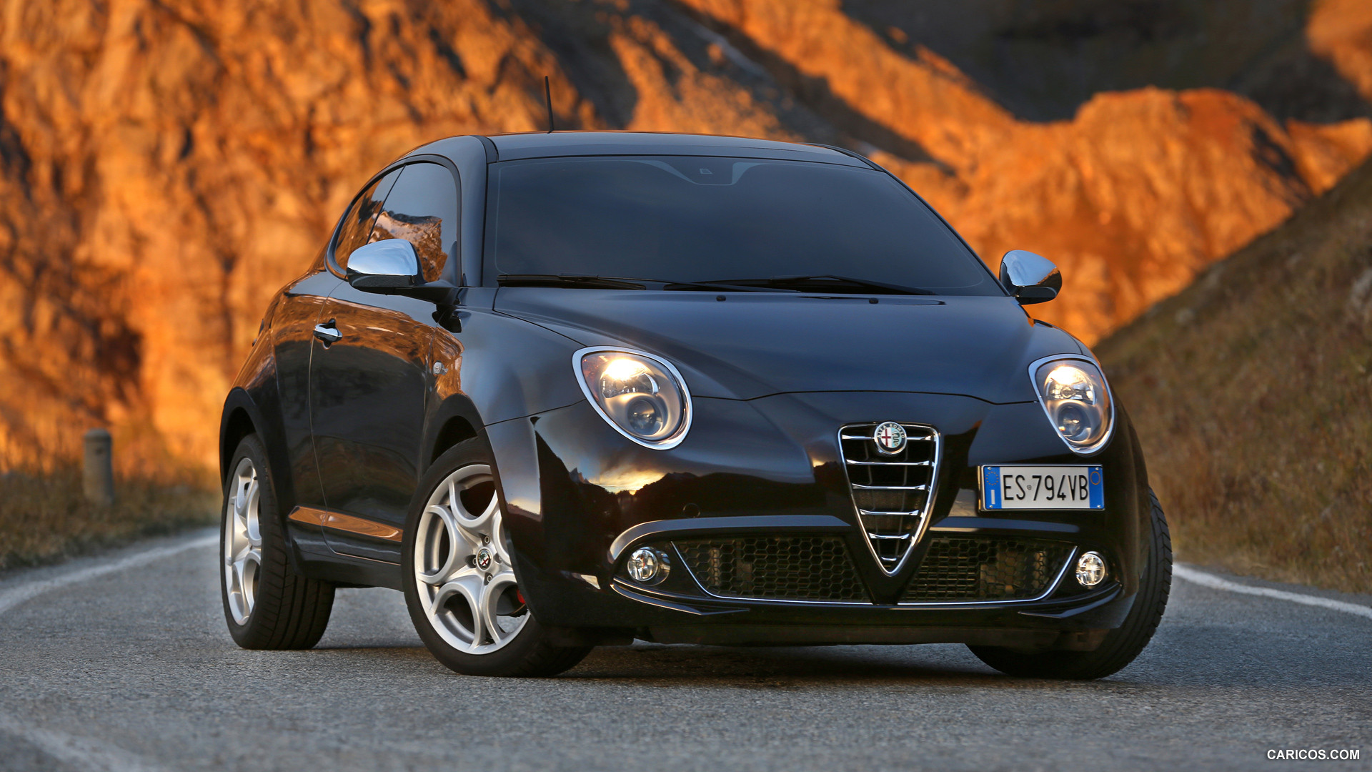 Alfa Romeo MiTo photo 109485