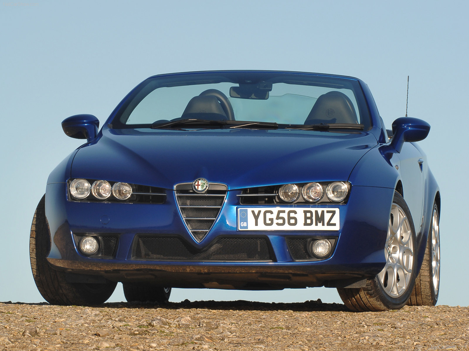 Alfa Romeo Spider photo 55153