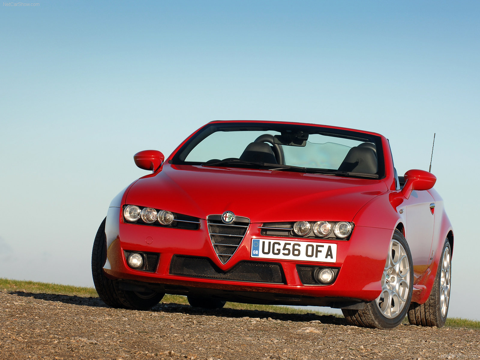 Alfa Romeo Spider photo 55154