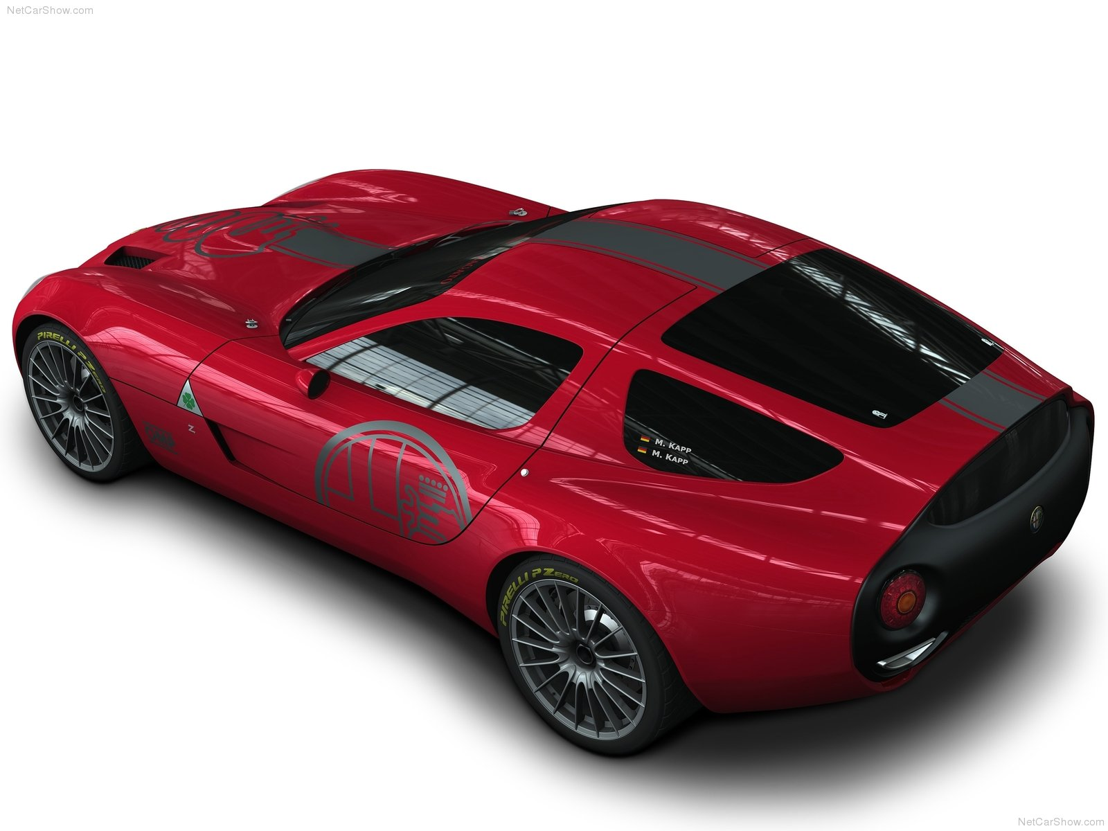 Alfa Romeo TZ3 Corsa photo 73532