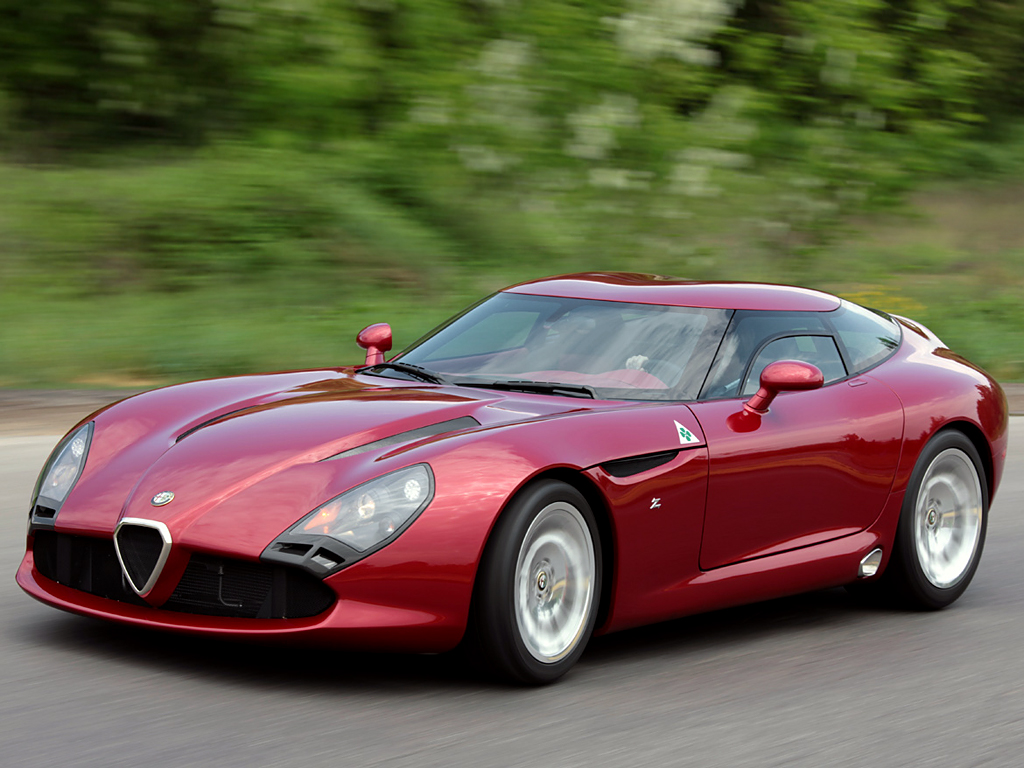 Alfa Romeo TZ3 Stradale photo 92248