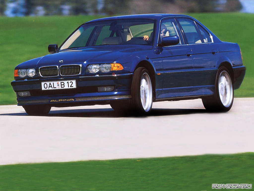 Alpina B12 6 0 E38 Picture 59281 Alpina Photo Gallery Carsbase Com