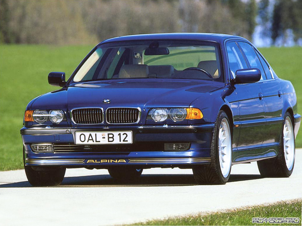 Alpina B12 6 0 E38 Picture 59282 Alpina Photo Gallery Carsbase Com
