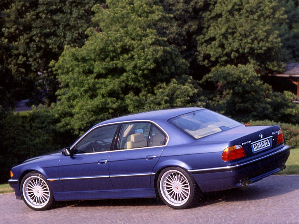 Alpina B12 6 0 E38 Picture 63128 Alpina Photo Gallery Carsbase Com