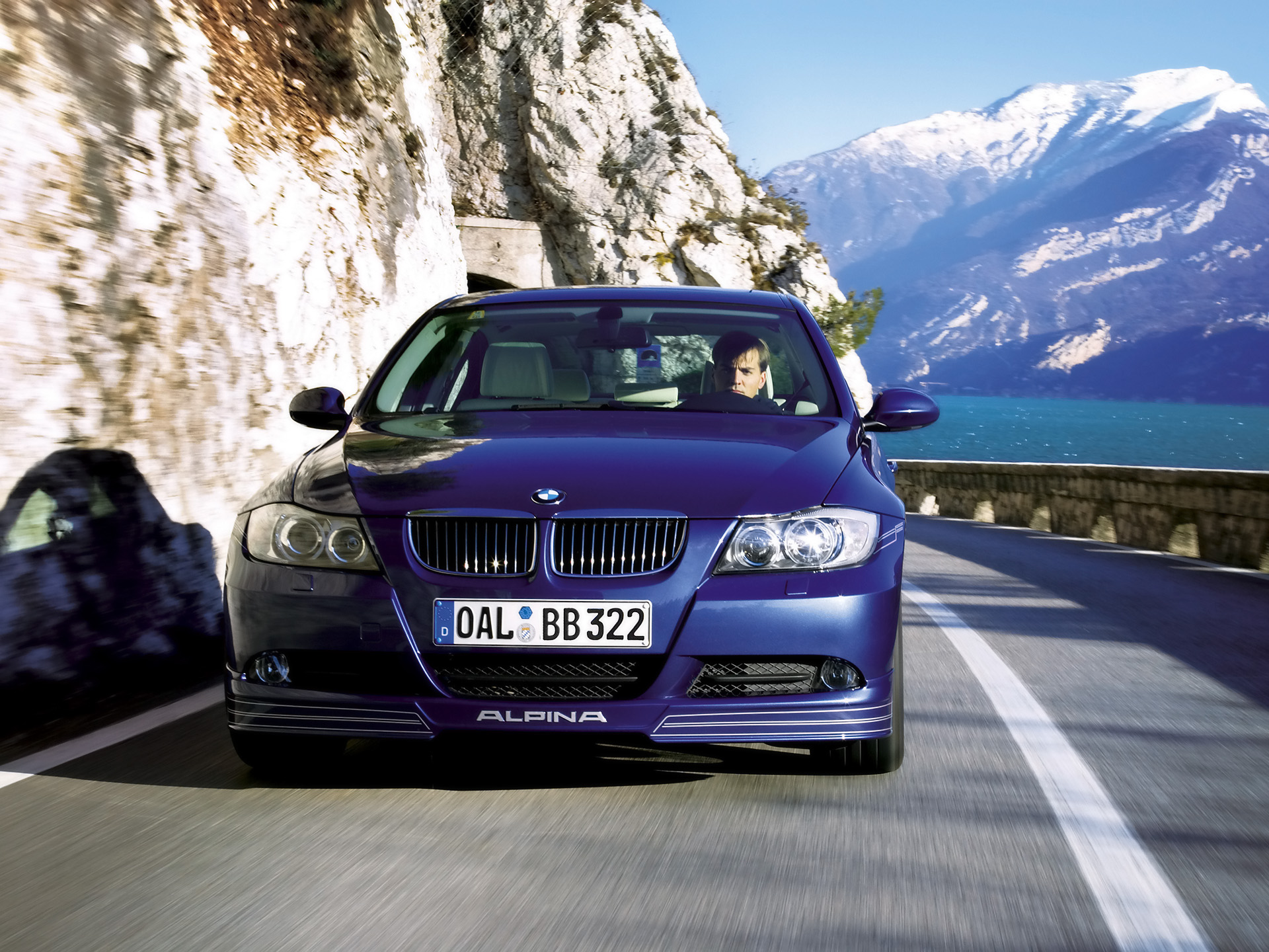 Alpina B3 BiTurbo BMW 335i photo 43602