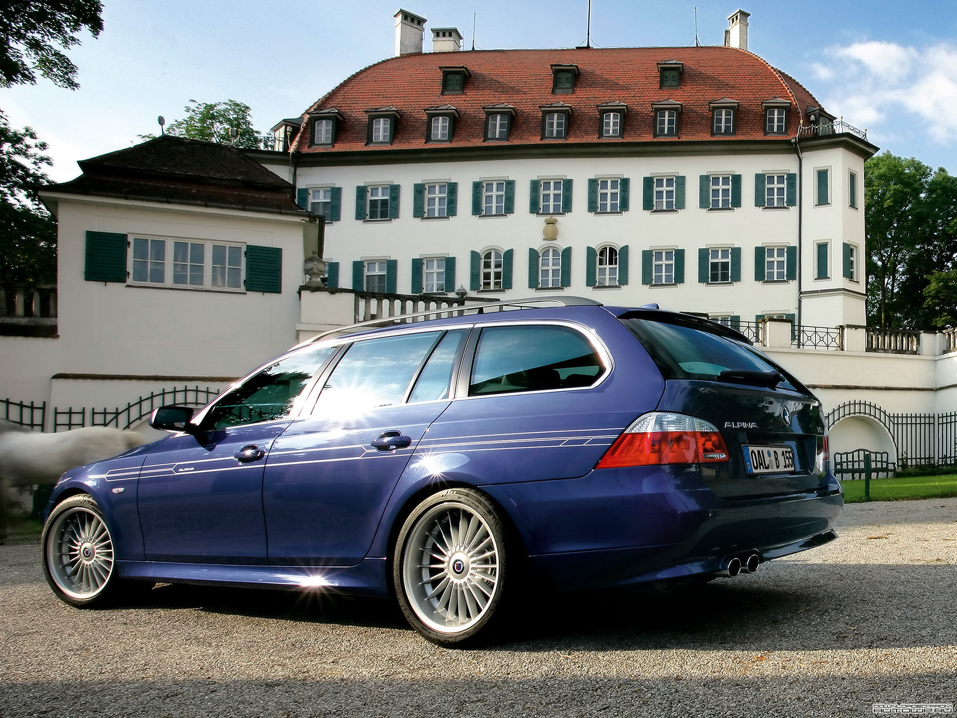 Alpina B5 Touring (E61) photo 59338