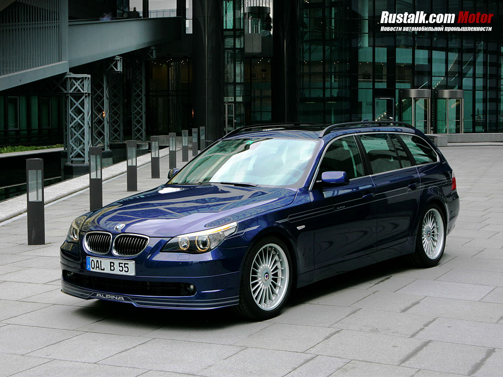 Alpina B5 Touring photo 29882