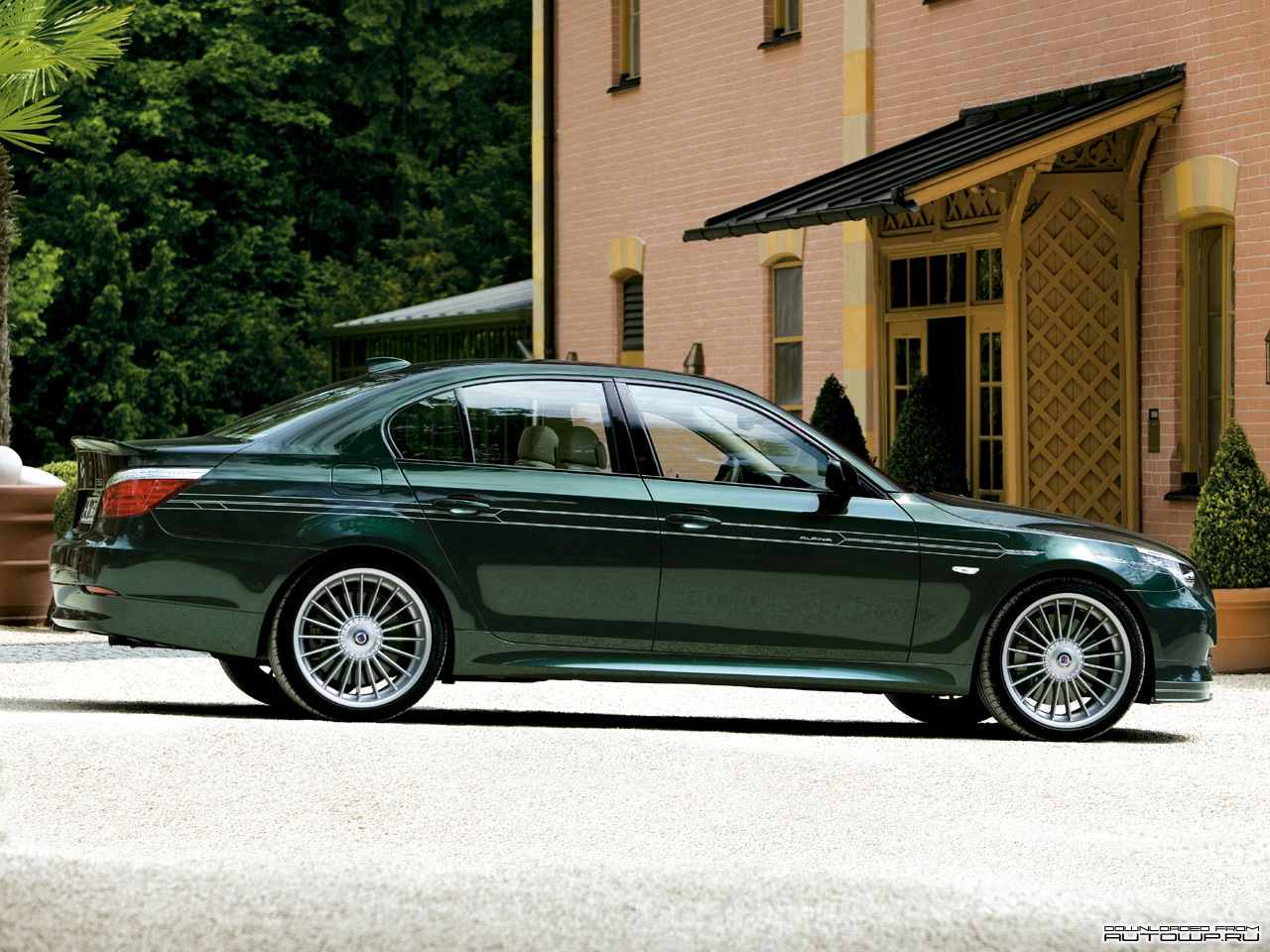 Alpina B5S Limousine (E60) photo 59342