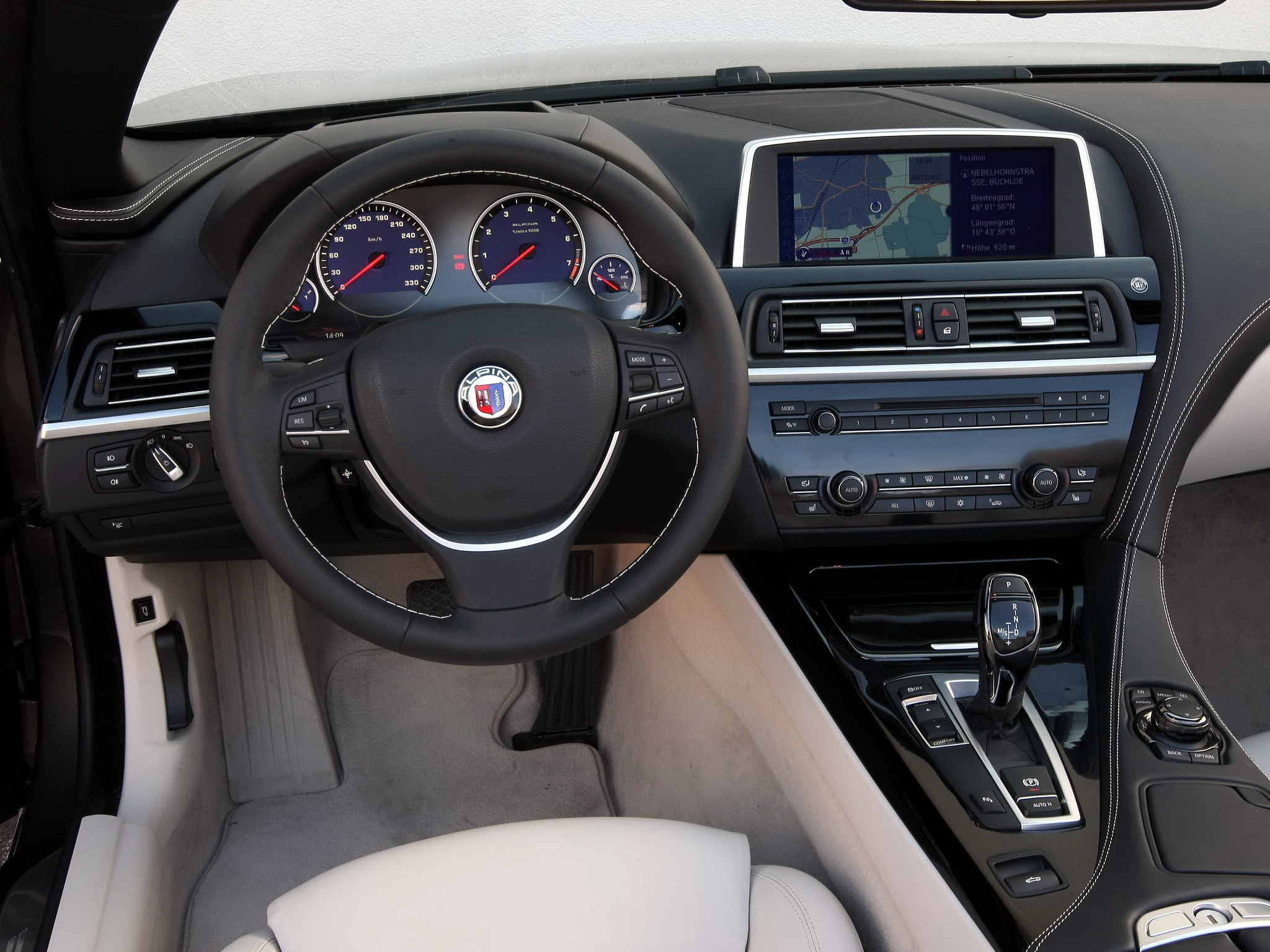 Alpina B6 Bi-Turbo Convertible photo 97324