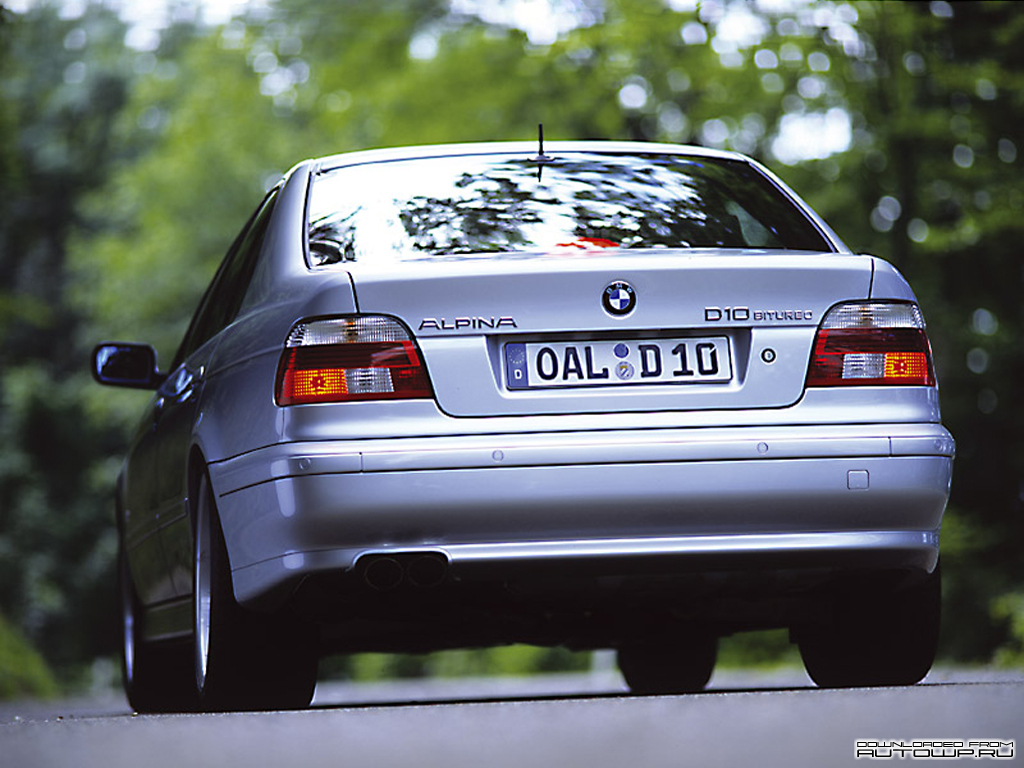 Alpina D10 Bi-Turbo (E39) photo 59318