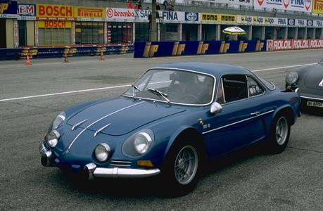 Alpine A-110 photo 19469