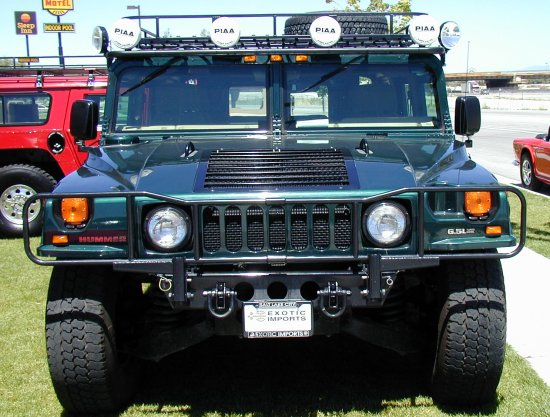 Am General Hummer photo 19523