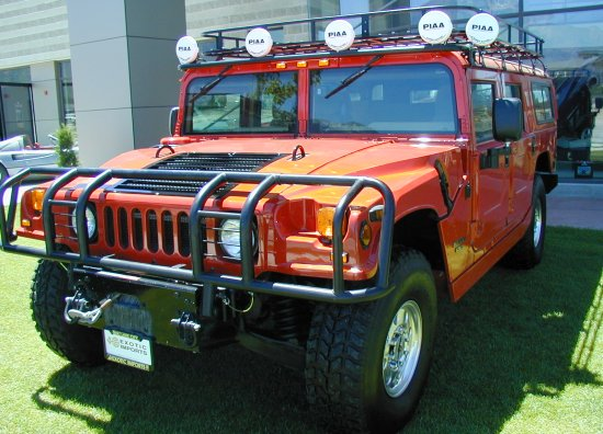 Am General Hummer photo 19527