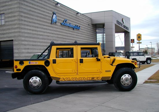 Am General Hummer photo 19528