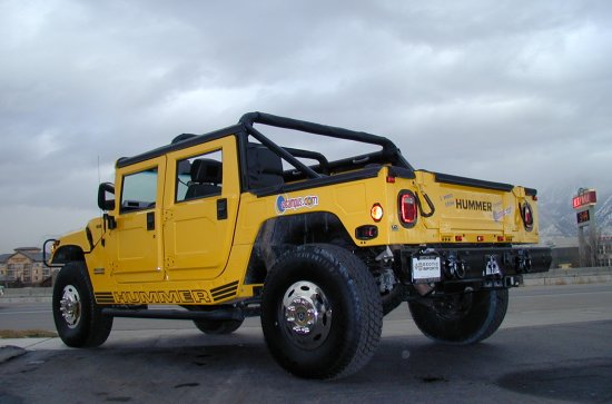 Am General Hummer photo 19531