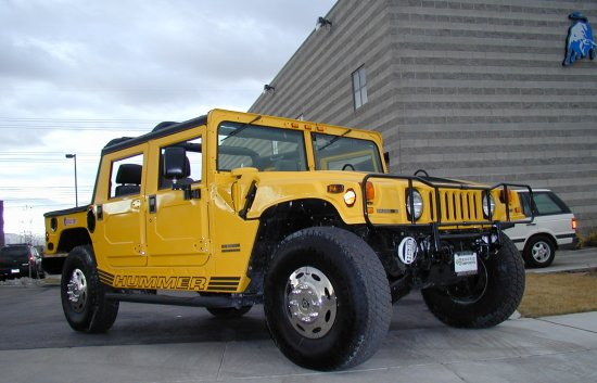 Am General Hummer photo 19533