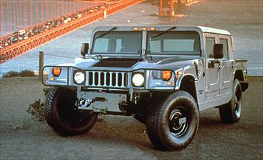 Am General Hummer photo 19538