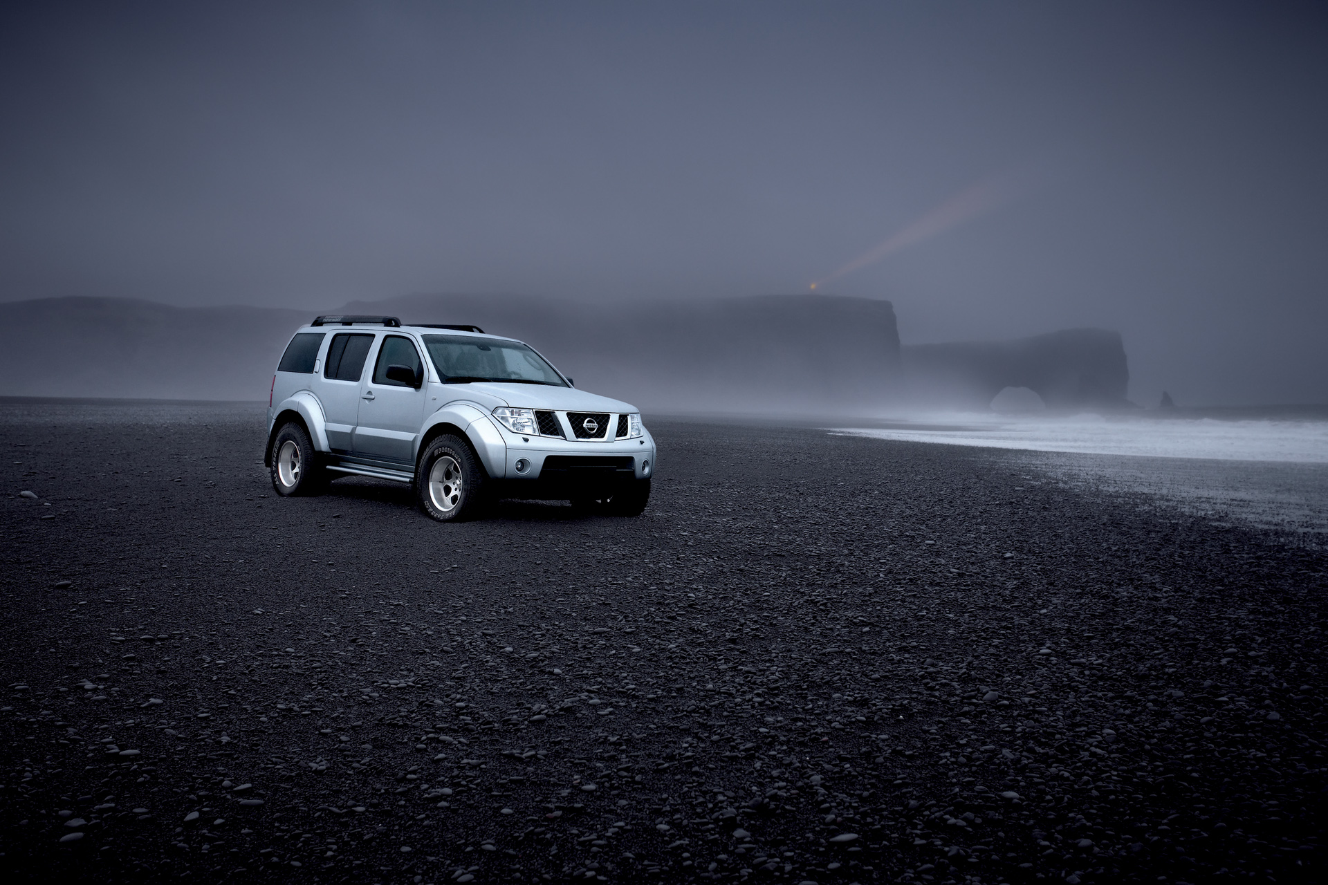 Arctic Trucks Nissan Pathfinder photo 61484
