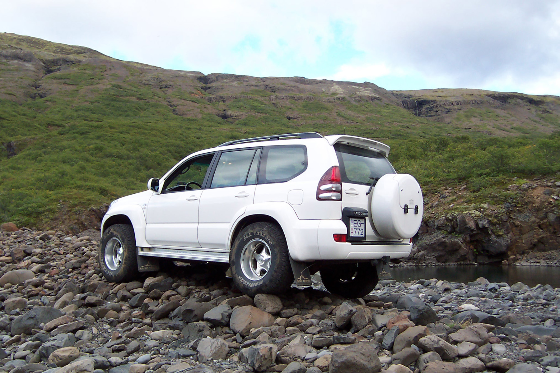 Arctic Trucks Toyota 120 Prado photo 61476