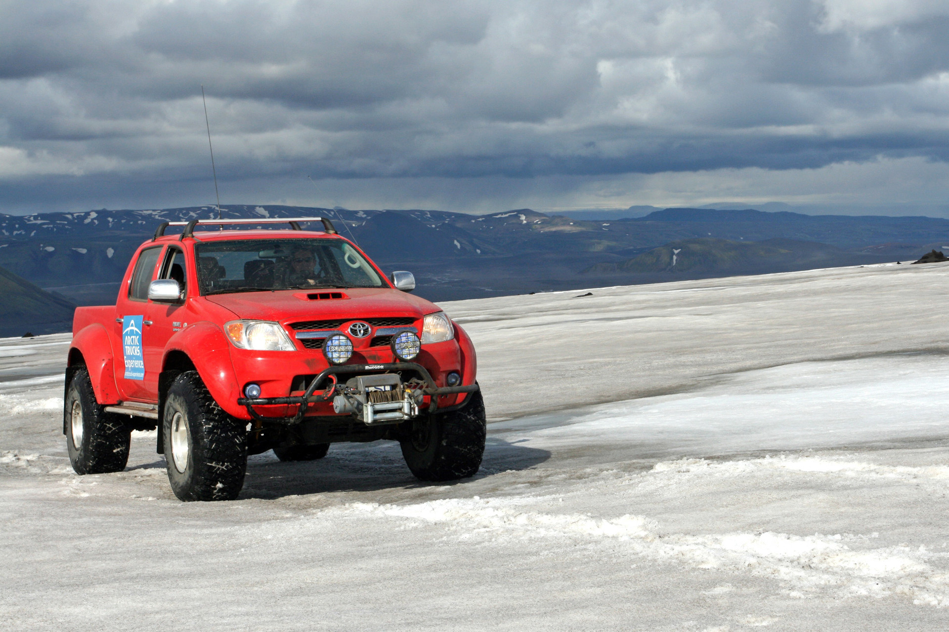 Arctic Trucks Toyota Hilux photo 71443