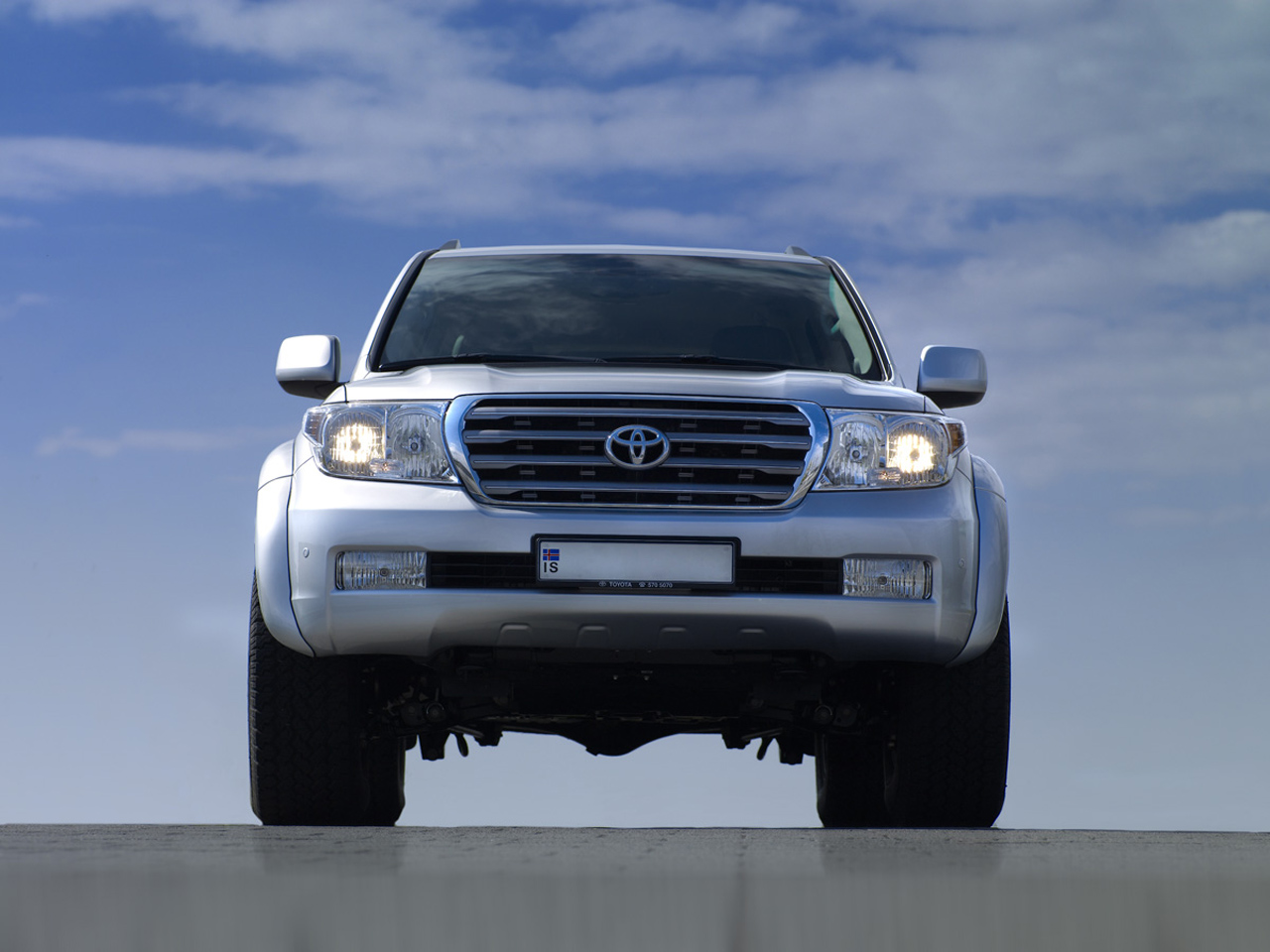 Arctic Trucks Toyota Land Cruiser 200 photo 61470