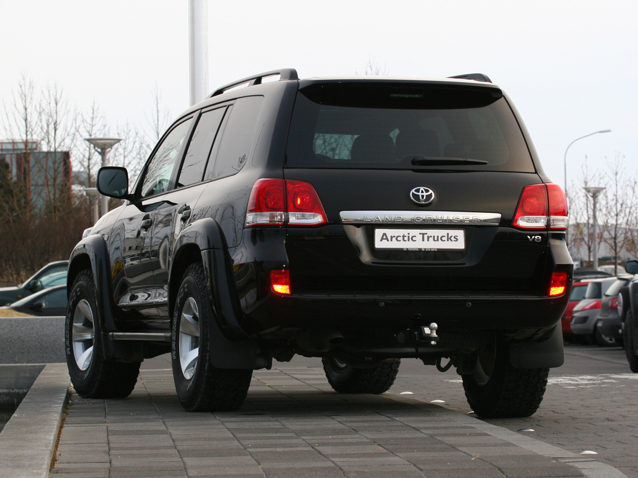 Arctic Trucks Toyota Land Cruiser 200 photo 61472