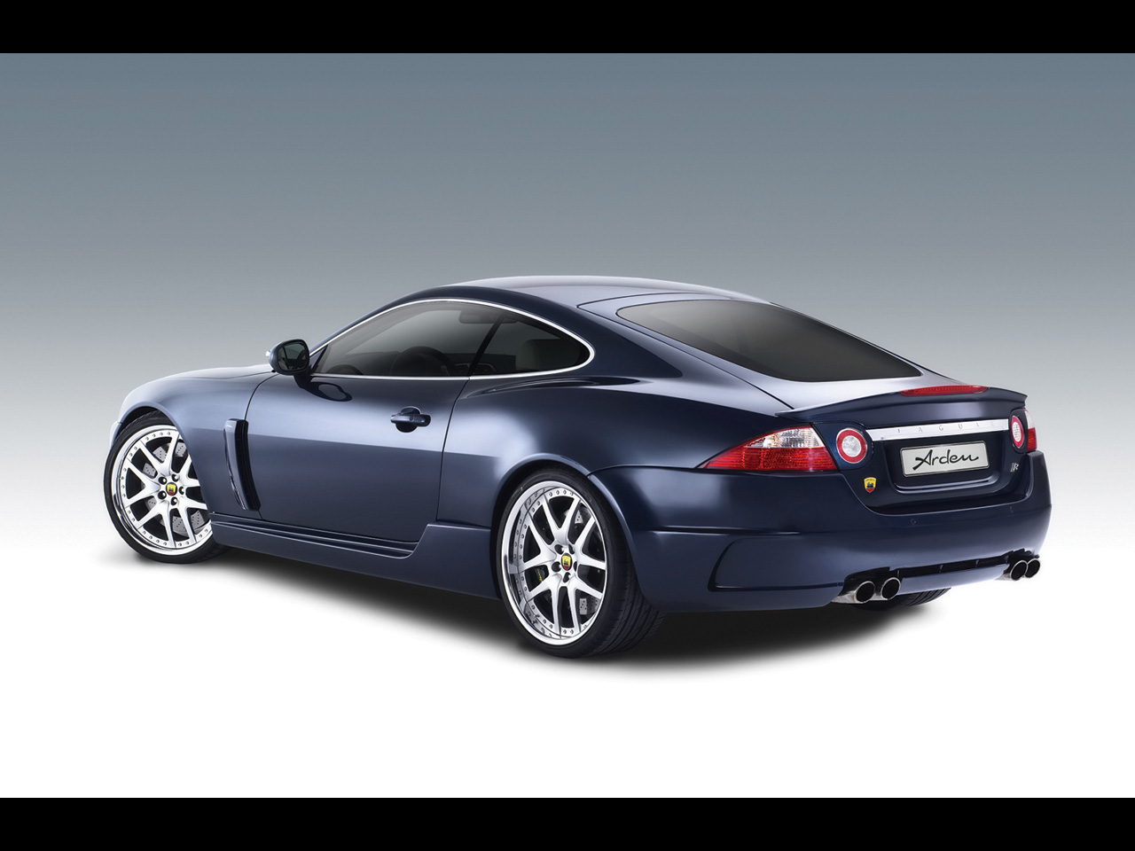 Arden Jaguar XKR photo 49175