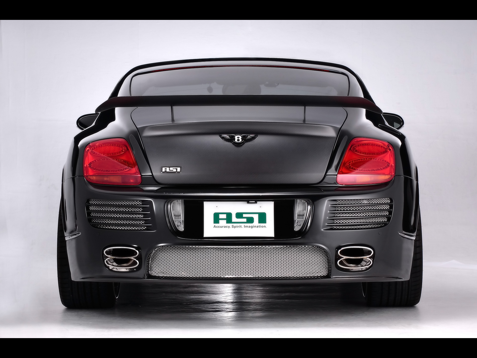 ASI Bentley Continental GT photo 58255