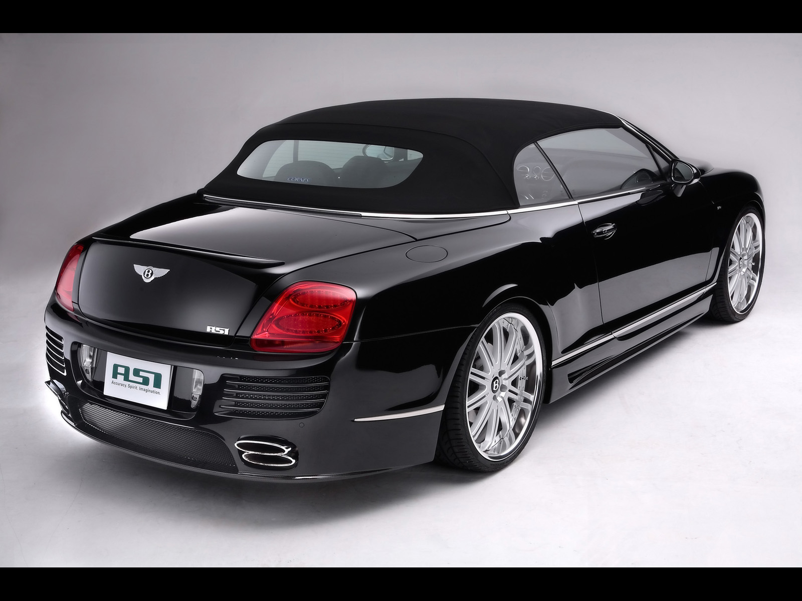 ASI Bentley Continental GTC photo 58247
