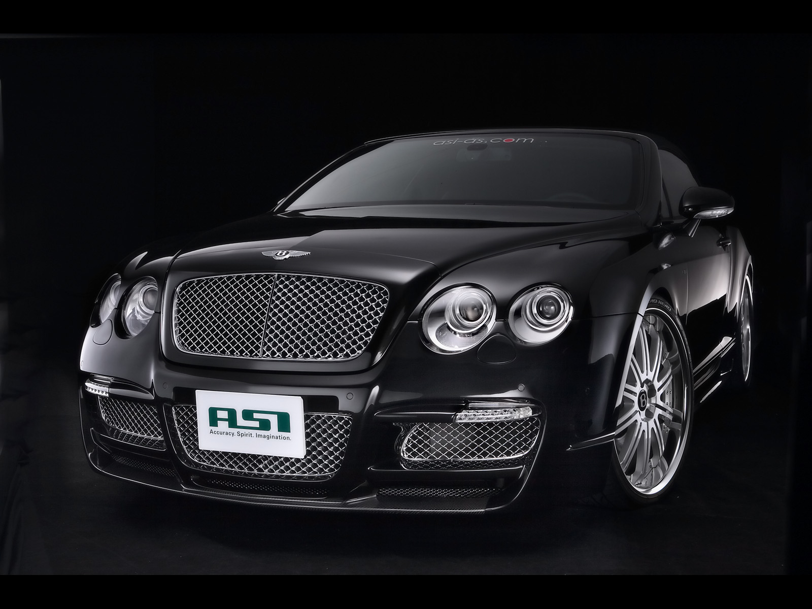 ASI Bentley Continental GTC photo 58249